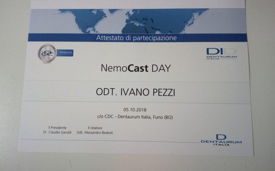 """Partecipazione al """" NEMOCAST DAY """" del 05/10/2018 a Bologna"""
